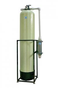 Фильтр для обезжелезивания холодной воды Водоматт 1500