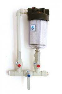 Фильтр для удаления угольной кислоты из воды АУКС